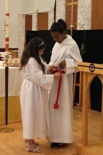 acolyte ceremony