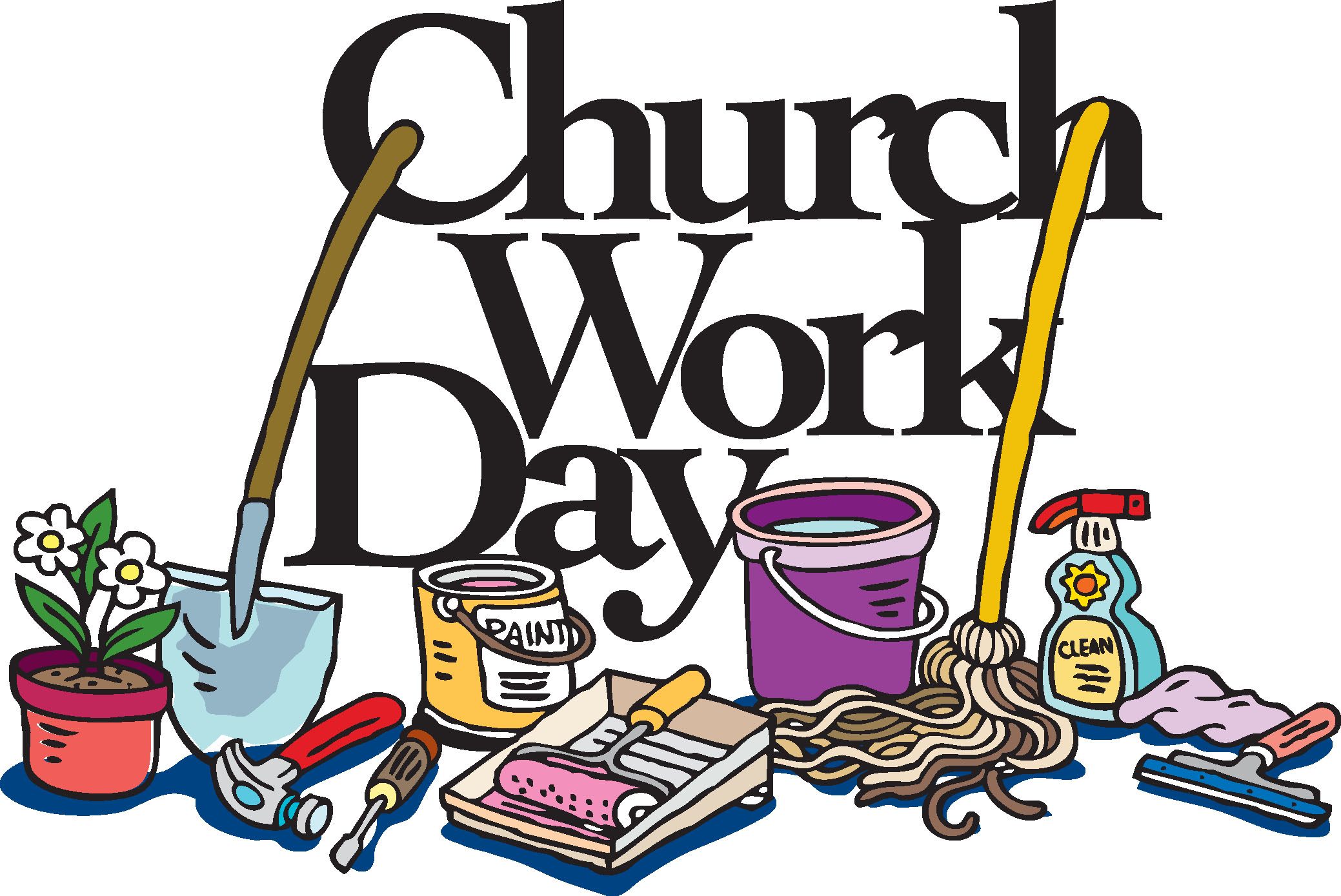 church work day parish clean up 2016 st georges episcopal church rh stgeorgesglenndale org clean up clip art free community clean up clipart